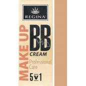 Regina BB Cream 5v1 make-up 02 normálnu pleť 40 g