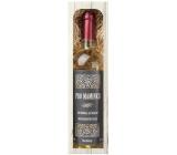 Bohemia Gifts & Cosmetics Chardonnay Pro Maminku bílé dárkové víno 750 ml