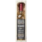 Bohemia Gifts & Cosmetics Chardonnay Pre Mamičku biele darčekové víno 750 ml