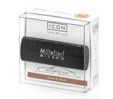 Millefiori Milano Icon Legni & Spezie - Dřevo a koření Vůně do auta Urban voní až 2 měsíce 47 g
