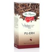 Dr. Popov Pu-Erh malina čaj Prispieva ku kontrole telesnej hmotnosti a duševnému zdraví.30 g, 20 nálevových sáčkov á 1,5 g