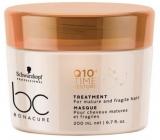 Schwarzkopf BC Bonacure Q10 + Time Restore Treatment obnovujúca kúra pre zrelé vlasy 200 ml