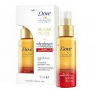 Dove Serum in-oil regeneračné olejovej sérum na poškodené vlasy 50 ml