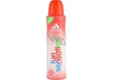 Adidas Fun Sensation dezodorant sprej pre ženy 150 ml
