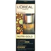 Loreal Paris Nutri-Gold Extraordinary výjimečný pleťový olej 30 ml