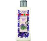 Bohemia Gifts & Cosmetics Herbs Lavender regenerační tělové mléko 250 ml