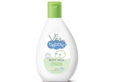 Bebble Tělové mléko s olivovým olejem a panthenolem pro děti 200 ml