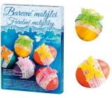 Sada k dekorovanie vajíčok - Farební motýle 7724 0641