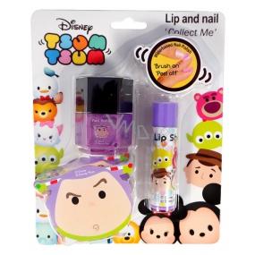 Disney TSUM TSUM Collect me pery a nechty, kozmetická súprava pre deti