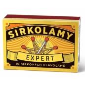 Albi Sirkolamy 4 - Expert šírkové hlavolamy a rébusy
