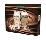 Palmolive Gourmet Vanilla Pleasure sprchový gél 250 ml + Gourmet Coffee Love sprchový gél 250 ml, kozmetická sada