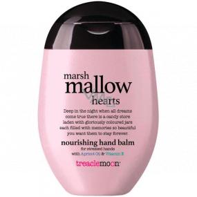 Treaclemoon Marshmallow Hearts krém na ruky 75 ml