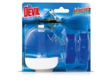 Dr. Devil Polar Aqua 3v1 Wc tekutý záves 3 x 55 ml