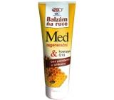 Bion Cosmetics Med a Q10 balzam na ruky 205 ml