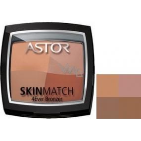 Astor Skin Match 4ever Bronzer púder 001 Blonde 7,65 g