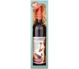 Bohemia Gifts & Cosmetics Merlot Partnerka pro večer červené dárkové víno 750 ml