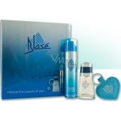 Blasé Blase toaletní voda 30 ml + deodorant spray 75 ml + klíčenka srdce, dárková sada