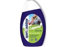 Laguna Sport & Outdoor prací gel na sportovní oblečení a jeho ochranu 21 dávek 750 ml