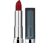 Maybelline Color Sensational Mat rúž 965 Siren In Scarlet 4,4 g