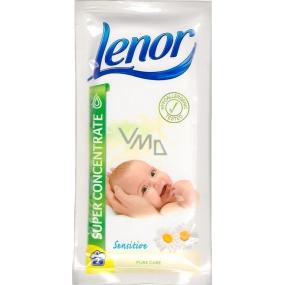 DARČEK Lenor Pure Care Sensitive aviváž superkoncentrát 2 dávky 50 ml
