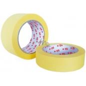 Perdix Zakrývacia páska do 60 stupňov 50 mm x 50 m krepová