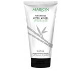 Marion Detox Black Micellar gel Bamboo micelární gel na obličej odstraňuje zbytky make-up 150 ml
