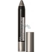 Gabriella Salvete Eyeshadow & Eyeliner metalické oční stíny a tužka 2v1 01 Grey 3,5 g