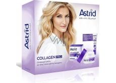Astrid Collagen Pre proti vráskam denný krém 50 ml + očný krém 15 ml, kozmetická sada