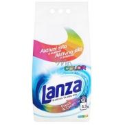 Lanza Fresh & Clean Color prací prášok na farebnú bielizeň zachováva intenzitu farieb, s príjemnou vôňou 90 dávok 6,3 kg