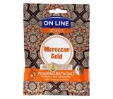 Senses penivá soľ do kúpeľa 80g Maroko 9657