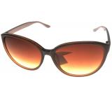 Nac New Age Slnečné okuliare hnedé AZ BASIC 325C