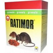 Ratimor granule na hubení hlodavců 200 g