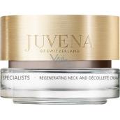 Juvena Specialists Regenerating Neck and Décolleté Cream krém na krk a dekolt 50 ml