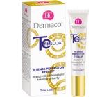 Dermacol Time Coat Eye & Lip Cream intenzivně zdokonalující krém na oči a rty 15 ml