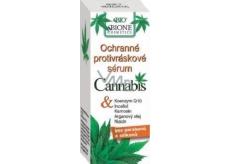 Bion Cosmetics Cannabis ochrannej protivráskové sérum 40 ml