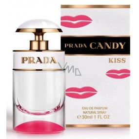 Prada Candy Kiss toaletná voda pre ženy 30 ml