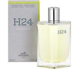 Hermes H24 toaletná voda plniteľný flakón pre mužov 100 ml
