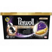 Perwoll Renew & Care Caps kapsule na pranie čierneho bielizne 10 dávok 145 g
