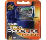 Gillette Fusion ProGlide Power 4 náhradné hlavice