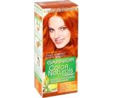Garnier Color Naturals Créme barva na vlasy 7,40 Vášnivá měděná