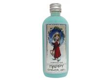 Bohemia Gifts & Cosmetics Aquaminerály Vianočný krémový sprchový gél 100 ml