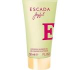 Escada Joyful sprchový gel pro ženy 50 ml