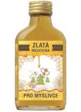 Bohemia Gifts Zlatá medovina 18% Pre poľovníkov 100 ml