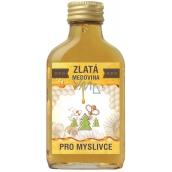 Bohemia Gifts & Cosmetics Zlatá medovina 18% Pre poľovníkov 100 ml