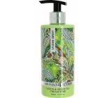 Vivian Gray Aróma Selection Lemon & Green Tea luxusné tekuté mydlo s dávkovačom 400 ml