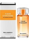 Karl Lagerfeld Fleur d Orchidea toaletná voda pre ženy 100 ml
