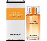 Karl Lagerfeld Fleur d'Orchidee toaletná voda pre ženy 100 ml