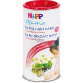 HiPP Mama instantný bylinný čaj pre dojčiace matky s anízom, feniklom a rascou 200 g
