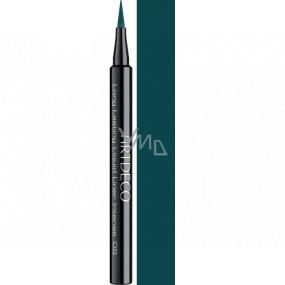 Artdeco Long Lasting Liquid Liner tekutá očná linka 08 Green Line 1,5 ml