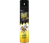 Biolit Plus 007 ochrana proti osám a sršňom sprej 400 ml